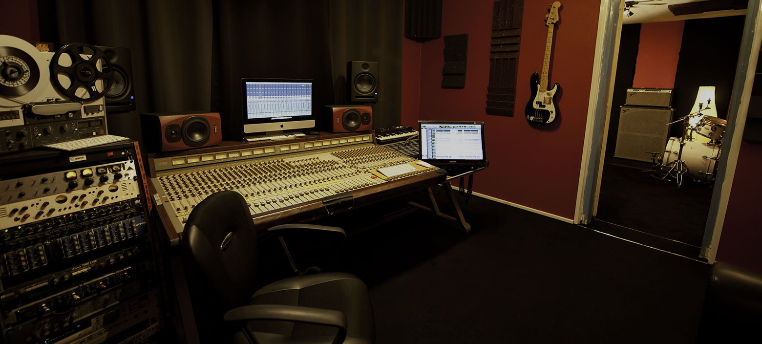 image présentation des locaux du studio